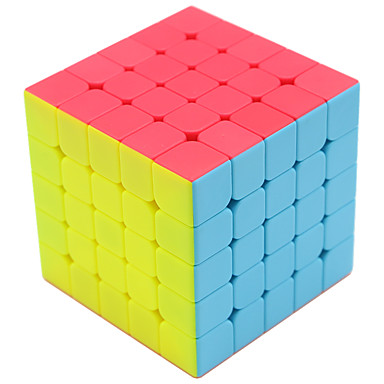 Rubik's Cube QIYI 5*5*5 Smooth Speed Cube Magic Cube Educational Toy Stress Reliever Puzzle Cube Fun Gift Classic Unisex