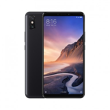 lightinthebox Xiaomi Mi Max 3 Snapdragon 636 BLACK(ブラック)