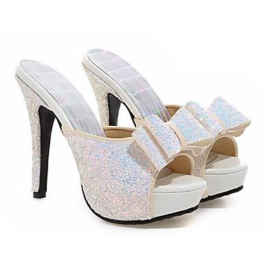 Femme 06797753 Escarpin Noir Rose synthétique Blanc Confort Talon Basique Sandales Chaussures Matière Eté Aiguille qBx6qw