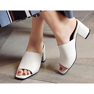 Cuir Nappa Femme Amande Sandales Eté Confort Blanc Talon Noir 06780662 Bottier Chaussures gHH5wqR14