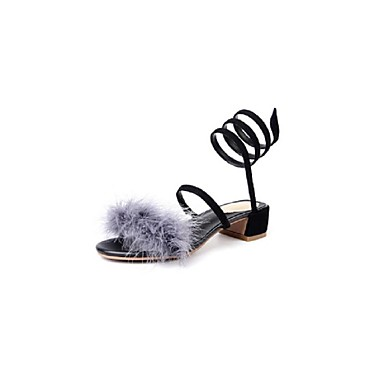 à été Printemps Confort 06832336 Rose Femme Chaussures Talon Chaussures Amande Noir Daim Bottier Talons 6qtq4Y