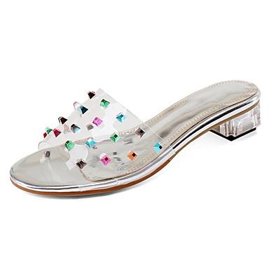 06863846 Femme Eté Argent Microfibre Sandales Confort Talon Noir Chaussures Bas FqzwFgnBv