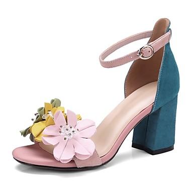 Bottier Amande Rose 06841825 Femme Printemps Talon mouton Sandales de Chaussures Peau été Confort vqw6zPCf