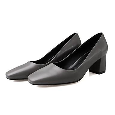 Basique Automne Bottier Gris Femme Chaussures à Polyuréthane Escarpin Talon Chaussures Rose 06858065 Beige Talons zHIfZ