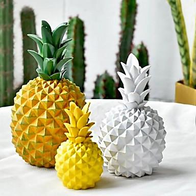 1pc resina contemporaneo moderno stile semplice per