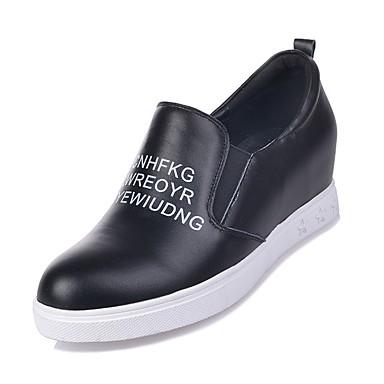 Talon Confort Été Rouge Chaussures Basket Printemps Blanc Cuir Nappa vYwxqAw