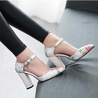 amp; Bout Chaussures D'Orsay Femme Rose 06864544 Evénement pointu Bottier Talons été Pièces à Noir Deux Bleu Chaussures amp; Printemps Talon Soirée Polyuréthane Boucle Iqqw8RO