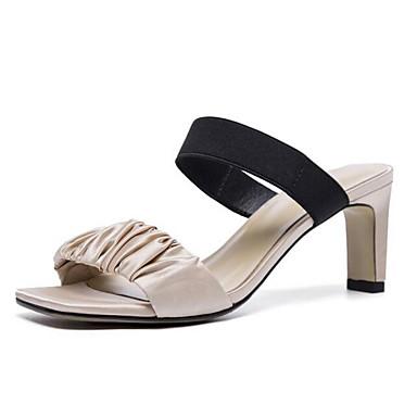 Chaussures Rouge Sandales Femme Amande Confort Toile Aiguille Eté 06856992 Talon Noir Hpp4xRwq