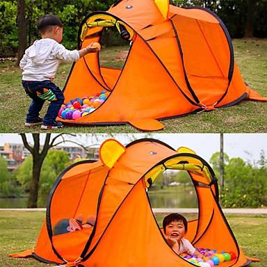 billige Telt og ly-2 personer Skjermhus Utendørs Lettvekt Med enkelt lag Stang camping Tent <1000 mm til Picnic 100% Karbon Fiber, Terylene 96*182*86 cm
