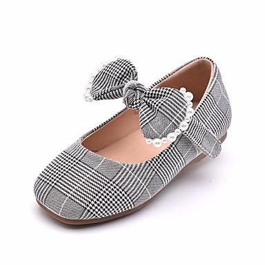 precio razonable elegante y elegante fotos oficiales Chica Zapatos Tela Primavera & Otoño Confort / Zapatos para ...