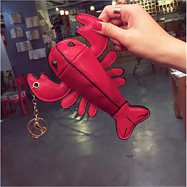 Costruttivo Per Donna Sacchetti Pu Portamonete Cerniera Nero - Rosso - Marrone #06846968 Una Custodia Di Plastica è Compartimentata Per Lo Stoccaggio Sicuro