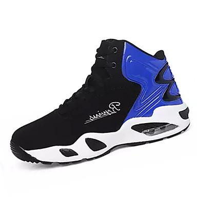 homme / femme femme / chaussures confort pu · hommes (polyuréthanne) automne occasionnels non en baskets color block blanc / noir / Rouge  · tao 54ca5e