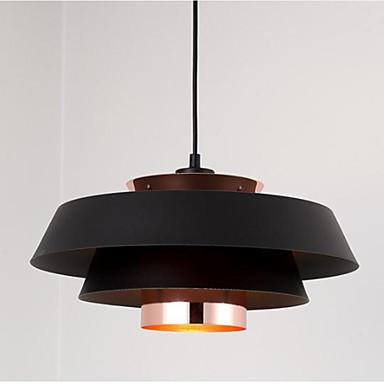 Noviteti Privjesak Svjetla Ambient Light Slikano završi Metal Cool 110-120V / 220-240V Meleg fehér