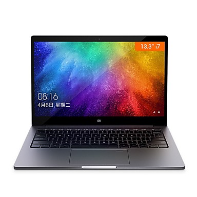 cheap Laptops-Xiaomi laptop notebook Air 13.3 inch LCD Intel i7 Intel Core i7-8550U 8GB DDR4 256GB SSD MX150 2 GB Windows10
