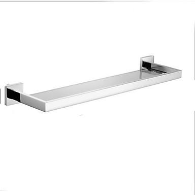 Temperato Mensola Del Bagno Nuovo Design - Fantastico Modern Acciaio Inossidabile 1pc Montaggio Su Parete #06954505 In Corto Rifornimento