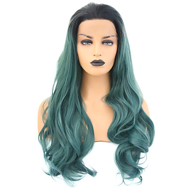 Synthetic Wigs Sylvia Synthetic Wigs Heat Resistant Lace Front Wig For Women Wigs Hair Highlight Blonde Color Middle Part Hair Long Body Wave Discounts Price