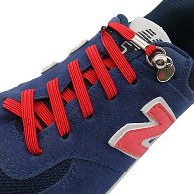 Χαμηλού Κόστους Αξεσουάρ Παπουτσιών-2pcs Ύφασμα Κορδόνια Γιούνισεξ Άνοιξη Causal Μπλε / Ροζ / Σκούρο γκρι
