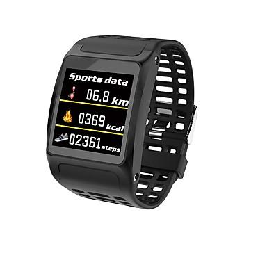 Indear Z01 Muškarci Smart Narukvica Android iOS Bluetooth Sportske Vodootporno Heart Rate Monitor Mjerenje krvnog tlaka Ekran na dodir Brojač koraka Podsjetnik za pozive Mjerač aktivnosti Mjerač sna
