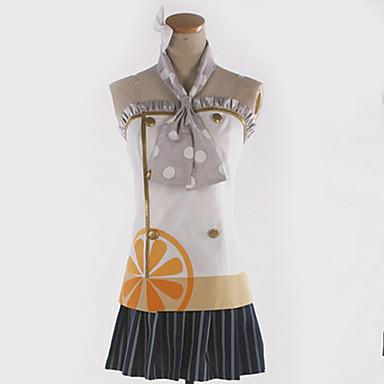 Inspirirana Ljubav uživo Cosplay Anime Cosplay nošnje Japanski Cosplay Suits Uzorak / Okrugle točke Top / Suknja / More Accessories Za Muškarci / Žene