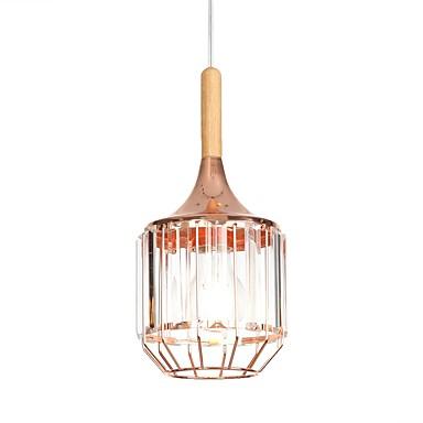 Fenjer Privjesak Svjetla Ambient Light Electroplated Metal Kreativan, Prilagodljiv 110-120V / 220-240V