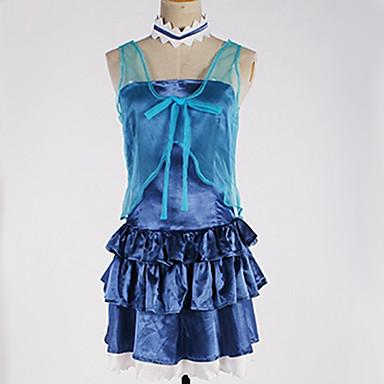 Inspirirana Ljubav uživo Cosplay Anime Cosplay nošnje Japanski Cosplay Suits Jednobojni / Jednostavan Suknja / More Accessories / Neckwear Za Muškarci / Žene