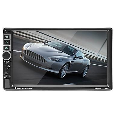 tanie Samochodowy odtwarzacz  DVD-swm 8802 7 cali 2 din android 7.1 odtwarzacz mp5 samochodu / samochód odtwarzacz mp4 / samochód odtwarzacz mp3 ekran dotykowy / mp3 / wbudowany bluetooth do uniwersalnego rca / inne wsparcie mpeg / av