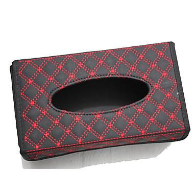 Kutija za pohranu Kutija maramica Koža Za Univerzális Sve godine Svi modeli