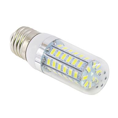 ywxlight® 1pc 15w 1500lm e27 / e14 / g9 led cornlampe t 56 ledperler smd 5730 varm hvit / kald hvit 110 v / 220 v