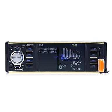tanie Samochód Elektronika-swm 4029 4,1 calowy 1 din inny os samochodowy odtwarzacz mp4 mp3 / wbudowany bluetooth / sterowanie kierownicą do uniwersalnego rca / innego wsparcia mpeg / avi / mpg mp3 / wma / wav jpeg / jpg