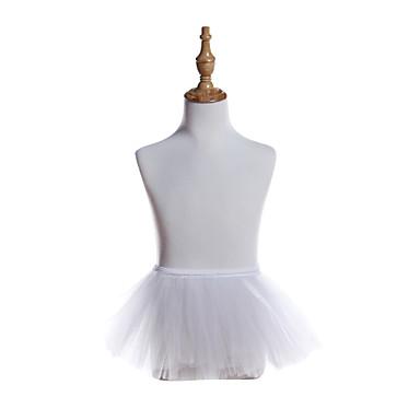 Balet Donji Djevojčice Trening / Seksi blagdanski kostimi Til Elastika Tutus