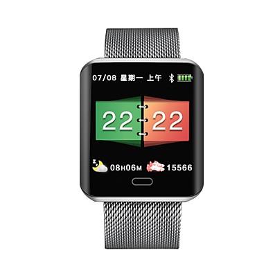 BoZhuo B8PRO Žene Smart Narukvica Android iOS Bluetooth Vodootporno Heart Rate Monitor Mjerenje krvnog tlaka Sportske Kalorija Brojač koraka Podsjetnik za pozive Mjerač sna sjedeći Podsjetnik Budilica