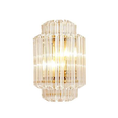 QIHengZhaoMing LED / Suvremena suvremena Zidne svjetiljke Magazien / Cafenele / Ured Crystal zidna svjetiljka 110-120V / 220-240V 10 W