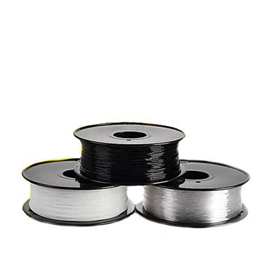 baratos Suprimentos para Impressoras 3D-OEM Filamento da impressora 3D PETG 1.75 mm 1 kg para impressora 3D