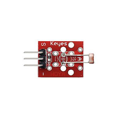 voordelige Elektrische apparatuur & benodigdheden-fotolakweerstandmodule (rood)