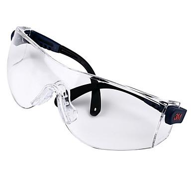 prozirne zaštitne naočale za sigurnost na radnom mjestu plastika otporna na prašinu otporna na udarce