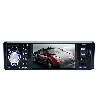 voordelige Automatisch Electronica-12v achteruitrijcamera 4,1 hd digitale auto MP5 spelers stereo FM-radio mp3 mp4 audio video usb sd auto-elektronica in-dash