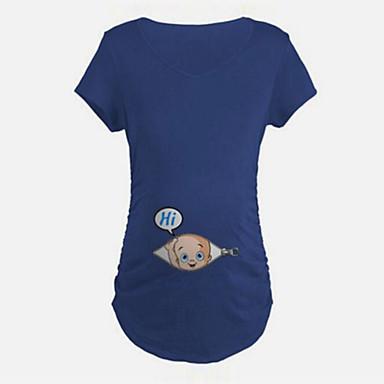 1958e799504 Κοντομάνικο, Ρούχα Εγκυμοσύνης, Αναζήτηση στο LightInTheBox