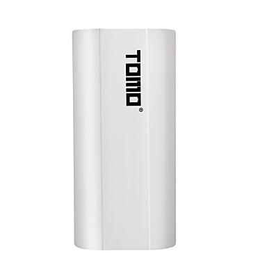 voordelige Elektrische apparatuur & benodigdheden-tomo m2 diy 2 x 18650 li-ion batterij oplader