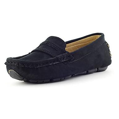 رخيصةأون أحذية الأطفال-للصبيان / للفتيات المواد التركيبية المتسكعون وزلة الإضافات طفل (9M-4ys) / الأطفال الصغار (4-7 سنوات) / الأطفال الصغار (7 سنوات +) مريح / بداية المشي أحمر / أخضر / أزرق ربيع & الصيف