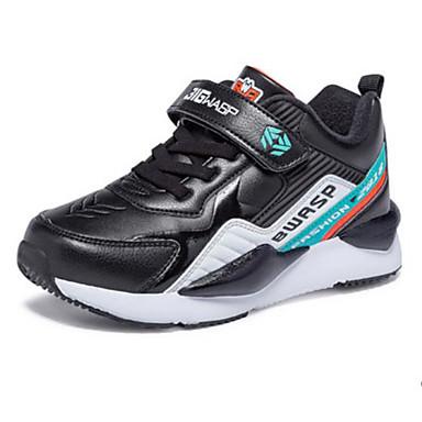 324510a2138 Αγορίστικα Παπούτσια Συνθετικά Χειμώνας Ανατομικό Ταινία Δεσίματος για  Παιδιά Μαύρο / Κόκκινο / Μαύρο / Κόκκινο / Συνδυασμός Χρωμάτων