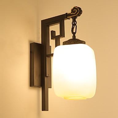 New Design Suvremena suvremena Zidne svjetiljke Magazien / Cafenele Metal zidna svjetiljka 220-240V 40 W