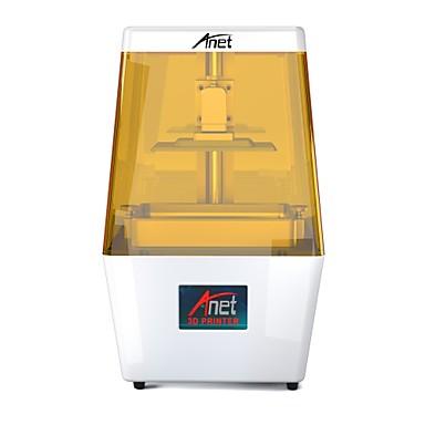 billige 3D-skrivere og tilbehør-Anet N4 3D-skriver 120*65*138mm mm Kul / Komplett maskin / for dyrking