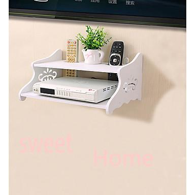 אִחסוּן אִרגוּן איפור קוסמטי מארגן PVC קצף Board צורה מלבנית יצירתי / מודרני, חדשני / שכבה כפולה