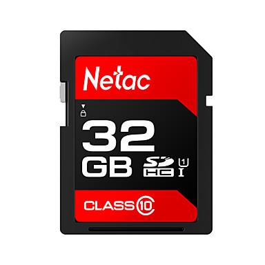 Netac 32Go carte mémoire UHS-I U1 / Class10 p600