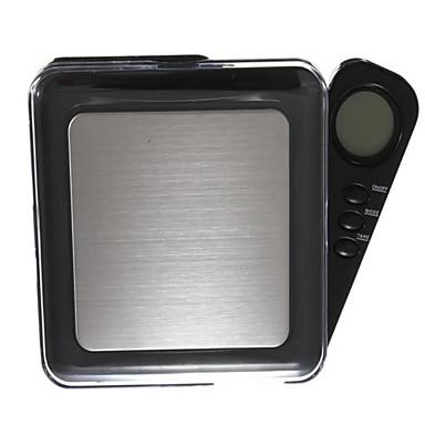 voordelige Test-, meet- & inspectieapparatuur-100g 0.01g elektronische side pop-upzak digitale gouden sieraden diamant weegschaal