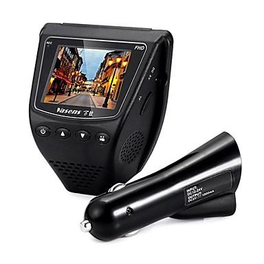abordables DVR de Voiture-Vasens 902B 1080p Mini / Design nouveau / Vision nocturne DVR de voiture 170 Degrés Grand angle 2 pouce LCD Dash Cam avec GPS / G-Sensor / Mode Parking Enregistreur de voiture