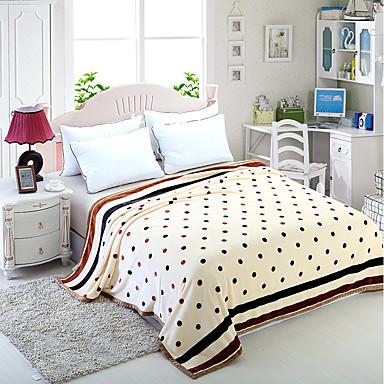 povoljno Deke i prekrivači-Posteljina deke, Dots Poliester / poliamid zgusnuti pokrivači