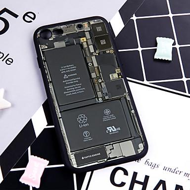 Pouzdro Uyumluluk Apple iPhone XR / iPhone XS Max Temalı Arka Kapak Karton Yumuşak TPU için iPhone XS / iPhone XR / iPhone XS Max