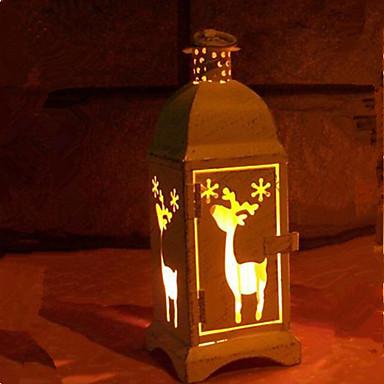 Décorations de vacances Nouvel An / Décorations de Noël Eclairage de Noël / Décorations de Noël Décorative Blanc 1pc