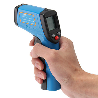 cheap Electrical & Tools-Portable Digital Laser IR Infrared Thermometer Temperature tool -50° to 530°